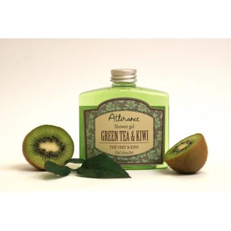 Thé vert et Kiwi