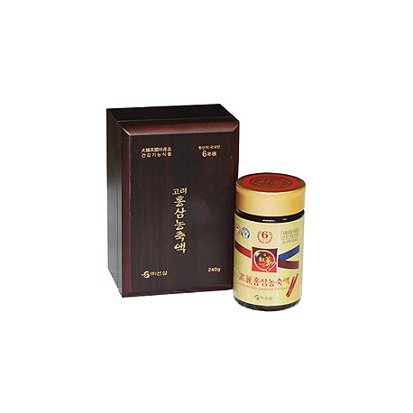 Ginseng Royal Rouge Extrait (240.000 mg)